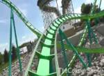 Hydra onride at Dorney Park Pennsylvania