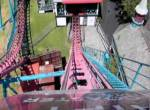 Flashback onride at Six Flags Over Texas