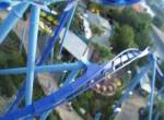 Manta onride at Sea World Orlando
