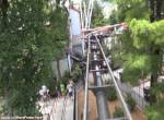 Trailblazer onride at Hershey Park Pennsylvania