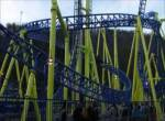 Impulse onride at Knoebels Amusement Resort