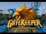 Gate Keeper onride at Cedar Point
