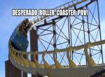 Desperado onride at Buffalo Bills Nevada Las Vegas