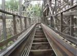 Thunderhead onride at Dollywood