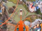 Yukon Striker onride at Canada's Wonderland