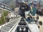 Family Coaster onride at Happy Valley Chongqing